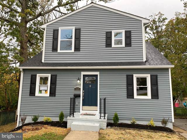 424 Bloomsbury Avenue, CATONSVILLE, MD 21228 (#MDBC510054) :: The MD Home Team