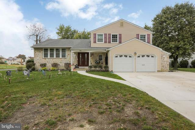 2 Downing Street, CHERRY HILL, NJ 08003 (#NJCD405332) :: Blackwell Real Estate