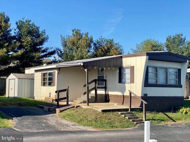 3720 Davidsburg Road A-12, DOVER, PA 17315 (#PAYK147536) :: Flinchbaugh & Associates