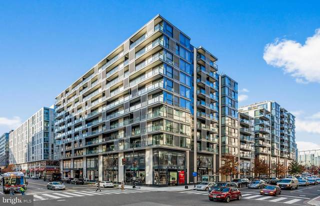 925 H Street NW #1002, WASHINGTON, DC 20001 (#DCDC492552) :: Gail Nyman Group