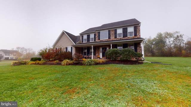 3380 E Buck Road, PENNSBURG, PA 18073 (#PAMC667734) :: A Magnolia Home Team