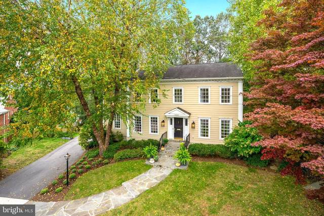 5626 Newington Court, BETHESDA, MD 20816 (#MDMC730606) :: Jennifer Mack Properties