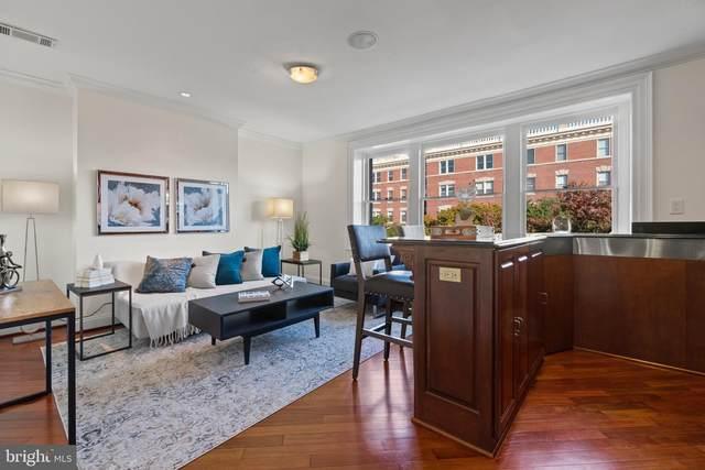 1832 Calvert Street NW #4, WASHINGTON, DC 20009 (#DCDC492556) :: Eng Garcia Properties, LLC