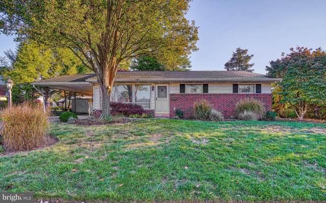 115 Cambridge Drive, MECHANICSBURG, PA 17055 (#PACB128994) :: Iron Valley Real Estate