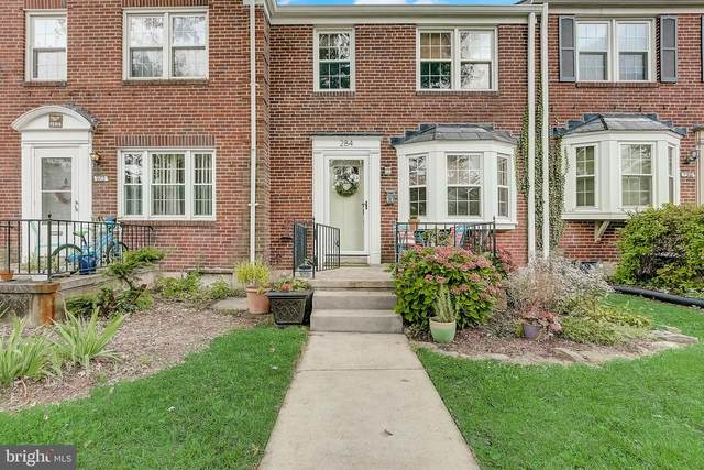 284 Stanmore Road, BALTIMORE, MD 21212 (#MDBC510074) :: Hill Crest Realty