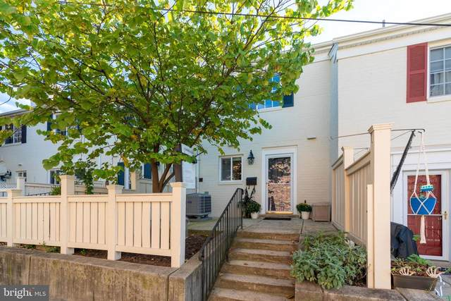 1401 N Van Dorn Street C, ALEXANDRIA, VA 22304 (#VAAX252340) :: Tom & Cindy and Associates