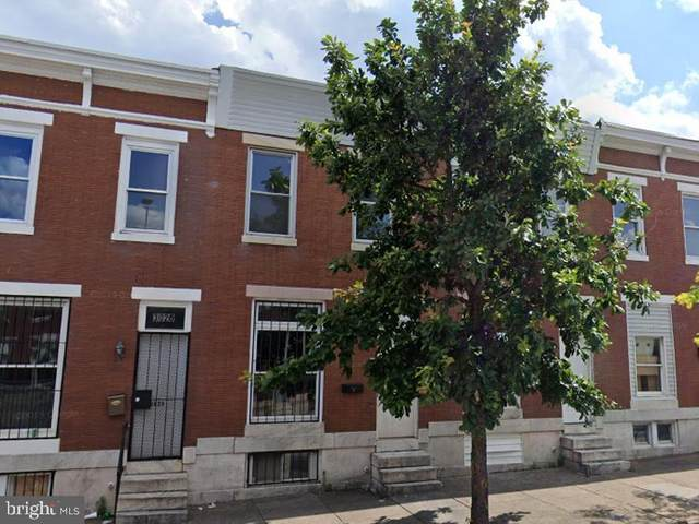 3027 E Monument Street, BALTIMORE, MD 21205 (#MDBA528226) :: The MD Home Team