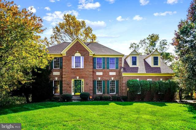 11807 Woodbrook Court, BOWIE, MD 20721 (#MDPG584928) :: Great Falls Great Homes