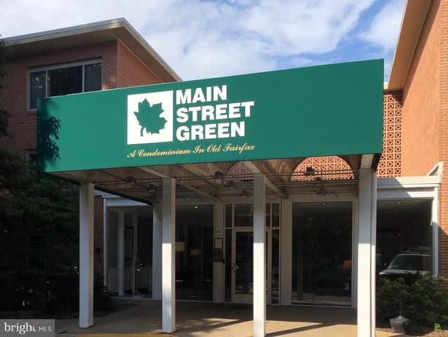 10570 Main Street #322, FAIRFAX, VA 22030 (#VAFC120582) :: AJ Team Realty