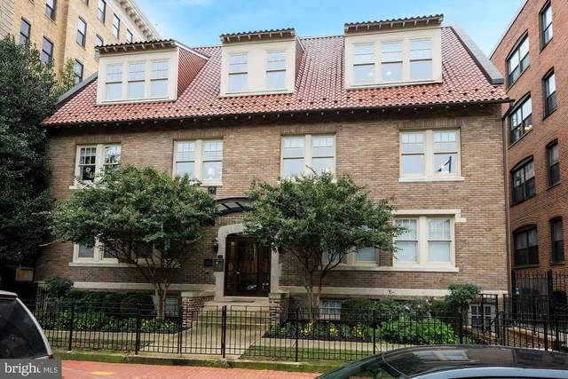 1704 T Street NW #301, WASHINGTON, DC 20009 (#DCDC492600) :: Bob Lucido Team of Keller Williams Integrity