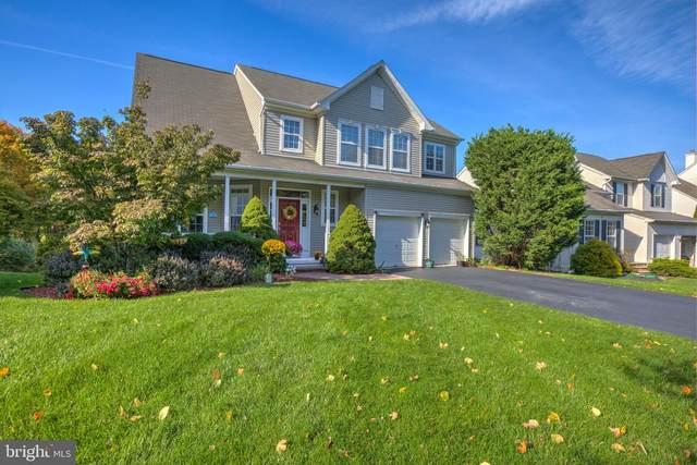 101 York Drive, PRINCETON, NJ 08540 (#NJSO113886) :: Blackwell Real Estate