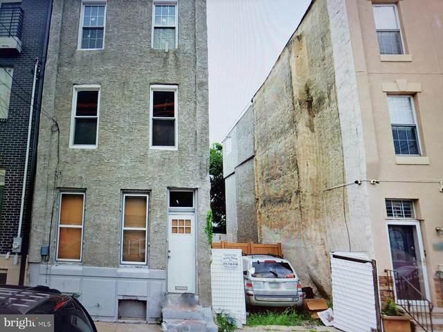 2107 E Huntingdon Street, PHILADELPHIA, PA 19125 (#PAPH946350) :: REMAX Horizons