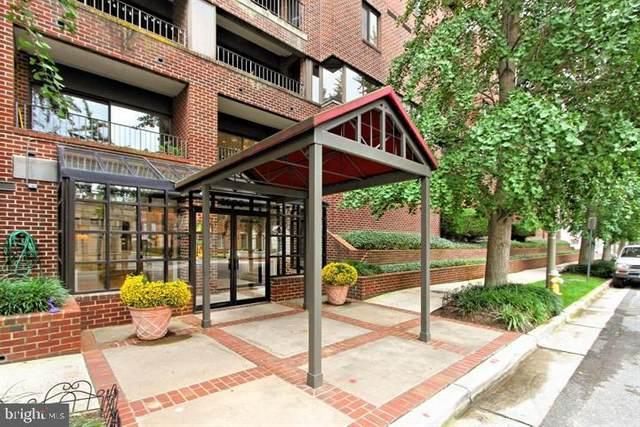 1600 Prince Street #509, ALEXANDRIA, VA 22314 (#VAAX252344) :: The Piano Home Group