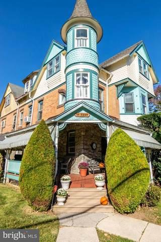 35 W La Crosse Avenue, LANSDOWNE, PA 19050 (#PADE529864) :: The Team Sordelet Realty Group
