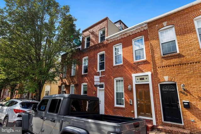 906 S Highland Avenue, BALTIMORE, MD 21224 (#MDBA528258) :: The MD Home Team