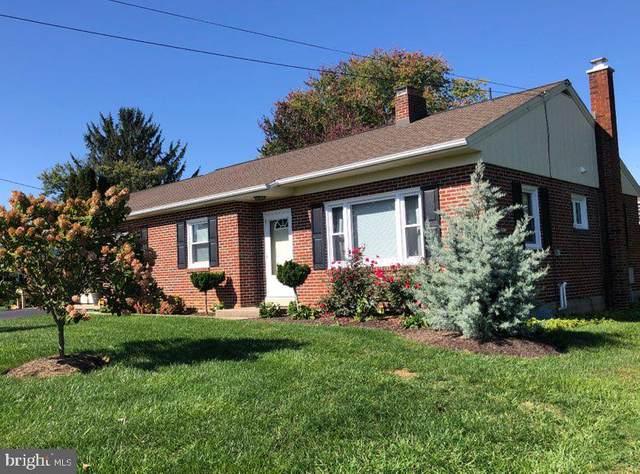713 School Lane, NEW HOLLAND, PA 17557 (#PALA172070) :: Iron Valley Real Estate