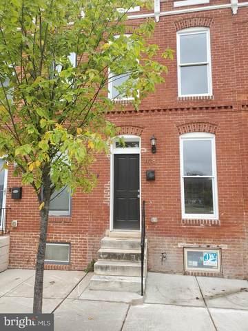 1108 Rutland Avenue, BALTIMORE, MD 21213 (#MDBA528260) :: John Lesniewski | RE/MAX United Real Estate