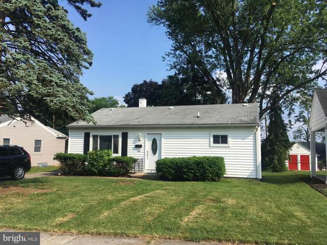 112 W Roosevelt Avenue, MIDDLETOWN, PA 17057 (#PADA126876) :: The Heather Neidlinger Team With Berkshire Hathaway HomeServices Homesale Realty