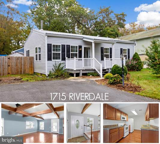1715 Riverdale Drive, EDGEWATER, MD 21037 (#MDAA450194) :: Blackwell Real Estate