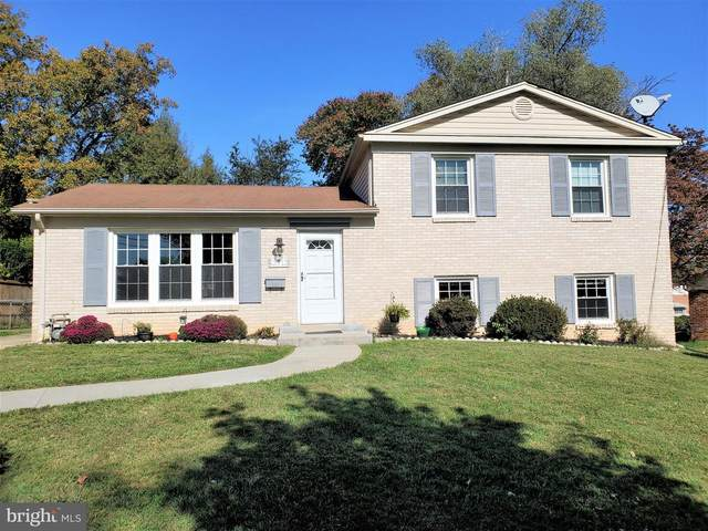 13113 Foxhall Drive, SILVER SPRING, MD 20906 (#MDMC730678) :: The MD Home Team