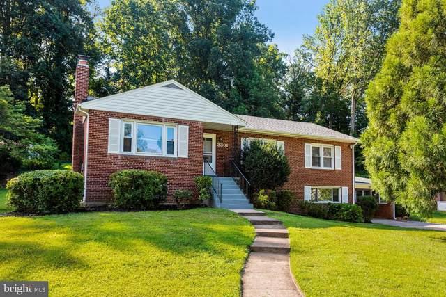 3301 Patrick Henry Drive, FALLS CHURCH, VA 22044 (#VAFX1162290) :: Certificate Homes