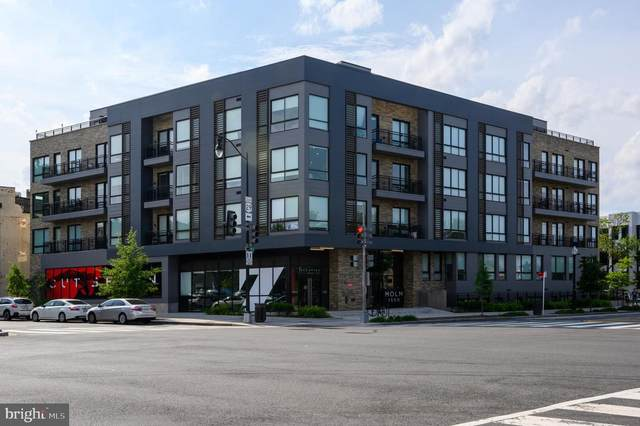 1550 11TH Street NW #206, WASHINGTON, DC 20001 (#DCDC492660) :: Bic DeCaro & Associates
