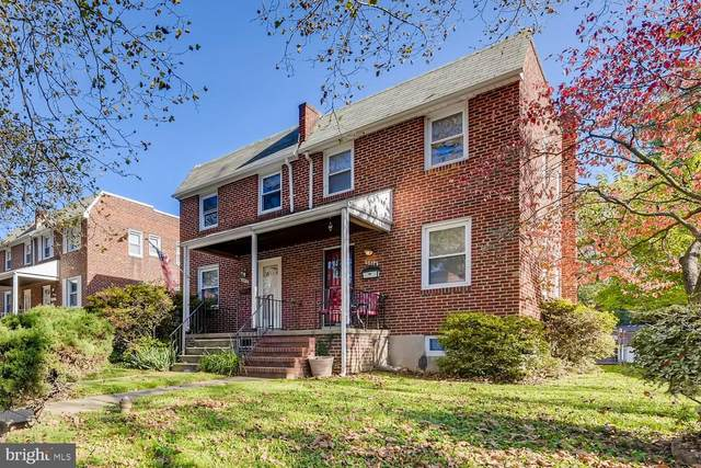 3814 Bayonne Avenue, BALTIMORE, MD 21206 (#MDBA528300) :: Blackwell Real Estate