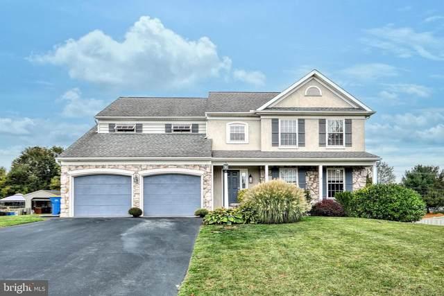 2610 Admire Springs Drive, DOVER, PA 17315 (#PAYK147574) :: Flinchbaugh & Associates