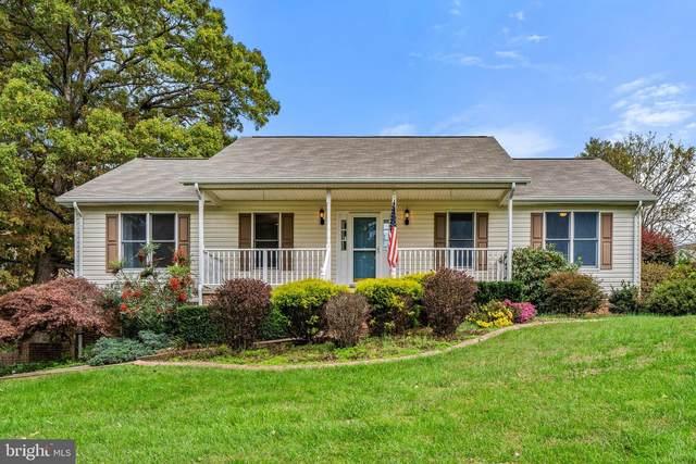 9347 Lees Ridge Road, WARRENTON, VA 20186 (#VAFQ167818) :: Jacobs & Co. Real Estate