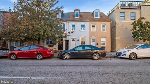 304 S Wolfe Street, BALTIMORE, MD 21231 (#MDBA528306) :: AJ Team Realty