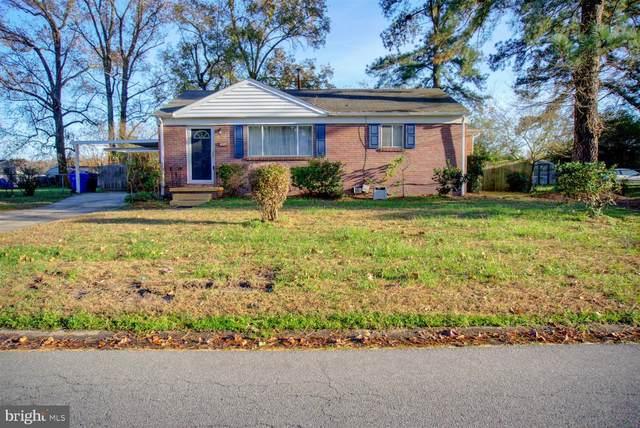 1009 Truman Road, SUFFOLK, VA 23434 (MLS #VASF100028) :: Parikh Real Estate