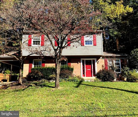 4809 Bel Pre Road, ROCKVILLE, MD 20853 (#MDMC730708) :: The Bob & Ronna Group