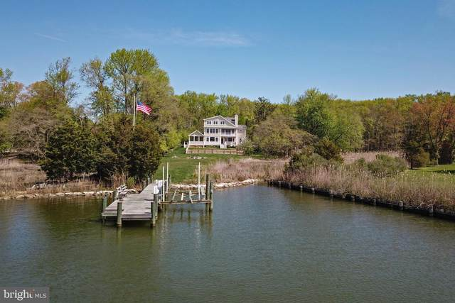 3154 Arundel On The Bay Road, ANNAPOLIS, MD 21403 (#MDAA450230) :: Network Realty Group