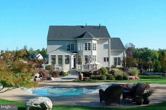 5543 Roan Chapel Drive, HAYMARKET, VA 20169 (#VAPW507422) :: Blackwell Real Estate