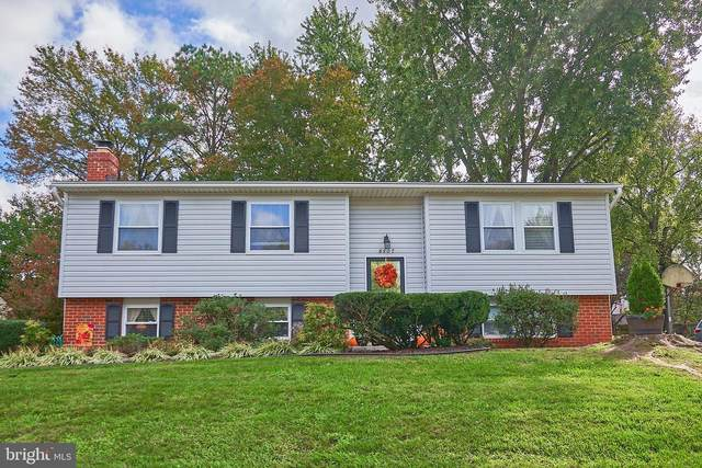 8507 Cavalry Lane, MANASSAS, VA 20110 (#VAMN140686) :: Jacobs & Co. Real Estate