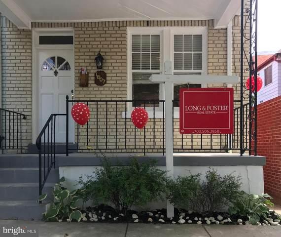 1807 36TH Street NW, WASHINGTON, DC 20007 (#DCDC492704) :: SURE Sales Group