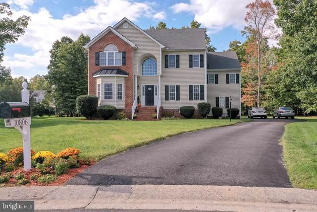 10806 Tealby Court, MIDLOTHIAN, VA 23112 (#VACF100674) :: Blackwell Real Estate