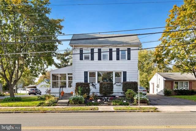 334 N Main Street, WOODSTOWN, NJ 08098 (#NJSA139770) :: Bob Lucido Team of Keller Williams Integrity