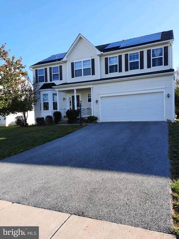 214 Solar Drive, WALKERSVILLE, MD 21793 (#MDFR272520) :: BayShore Group of Northrop Realty