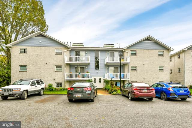 17 Warren Lodge Court 2B, COCKEYSVILLE, MD 21030 (#MDBC510158) :: Crossman & Co. Real Estate
