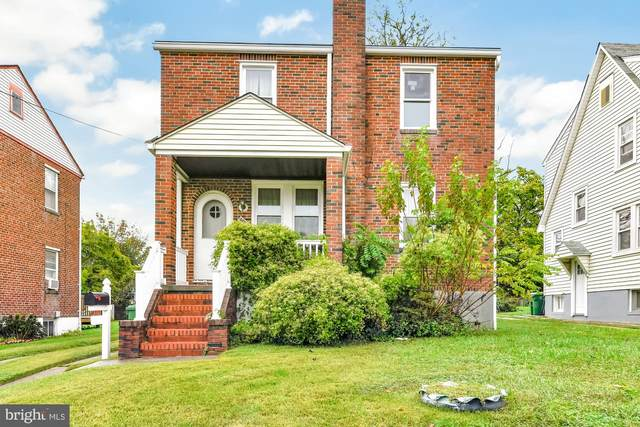 5508 Sefton Avenue, BALTIMORE, MD 21214 (#MDBA528326) :: Great Falls Great Homes
