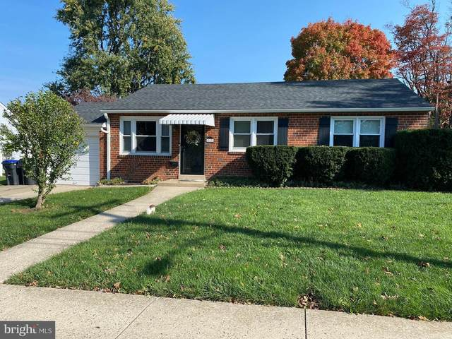 517 E 3RD Street, LANSDALE, PA 19446 (#PAMC667826) :: V Sells & Associates   Keller Williams Integrity