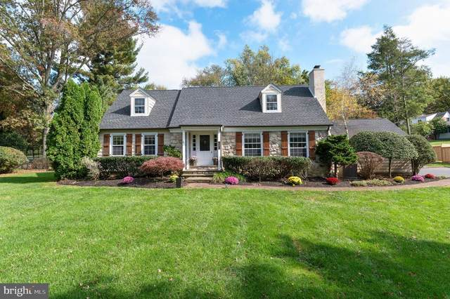 605 Spruce Lane, VILLANOVA, PA 19085 (#PAMC667844) :: The John Kriza Team