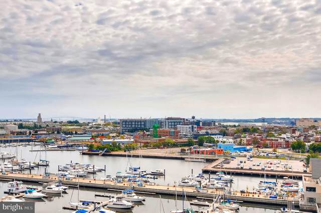 100 Harborview Drive #1110, BALTIMORE, MD 21230 (#MDBA528334) :: The MD Home Team