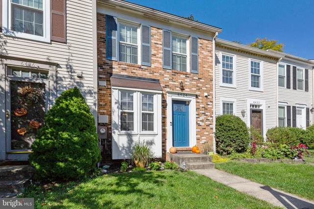 6424 Ducketts Lane 8-2, ELKRIDGE, MD 21075 (#MDHW286740) :: Corner House Realty