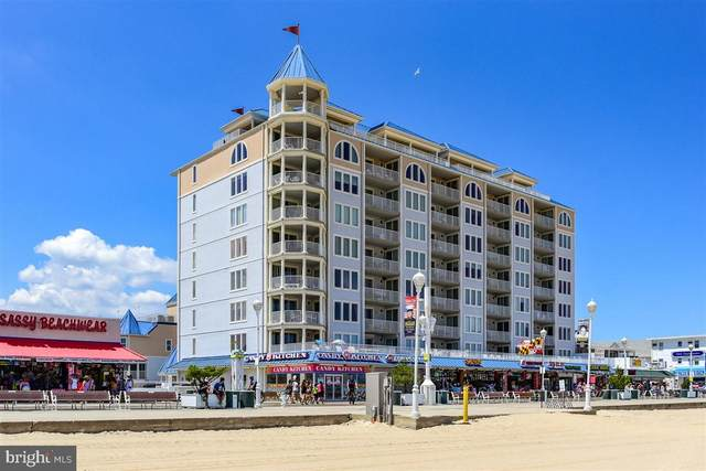 2 Dorchester Street #511, OCEAN CITY, MD 21842 (#MDWO117760) :: CoastLine Realty