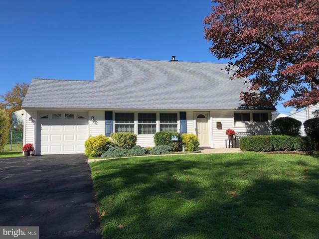 141 Kenwood Dr S, LEVITTOWN, PA 19055 (#PABU509654) :: The Toll Group