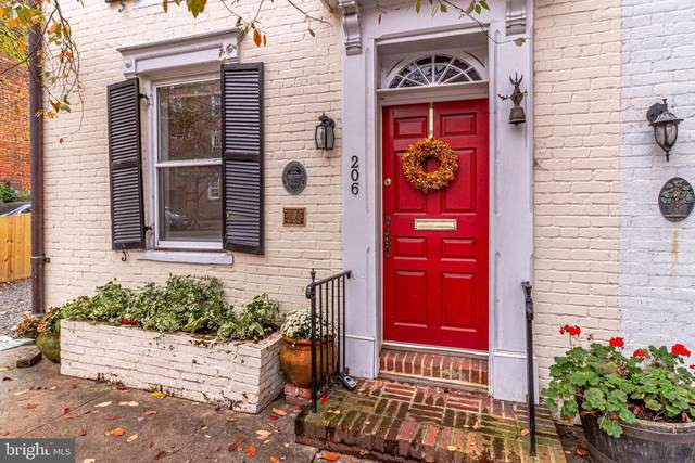 206 N Pitt Street, ALEXANDRIA, VA 22314 (#VAAX252384) :: The Piano Home Group