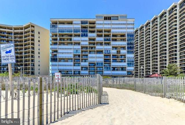 11400 Coastal Highway #16, OCEAN CITY, MD 21842 (#MDWO117766) :: CoastLine Realty