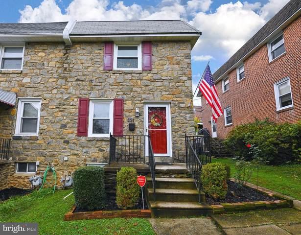 421 Alexander Avenue, DREXEL HILL, PA 19026 (#PADE529914) :: Keller Williams Realty - Matt Fetick Team